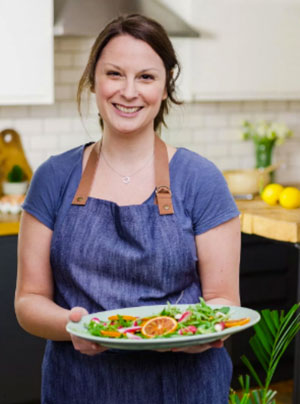 Ceri Jones - Chef, teacher and food writer