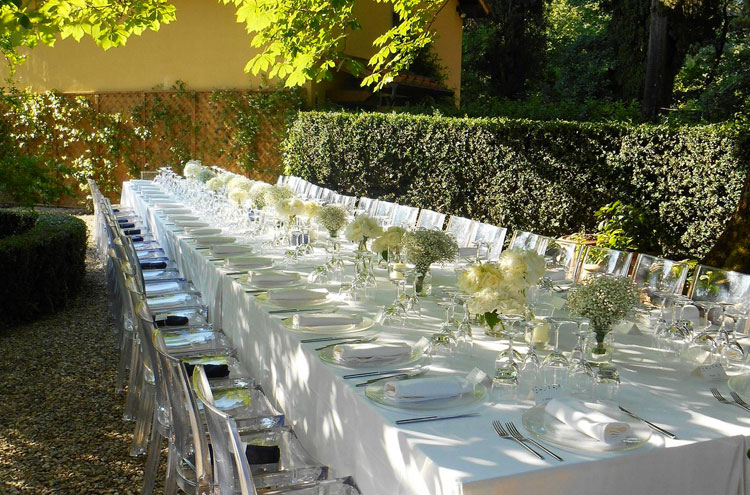 Weddings at Villa di Masseto