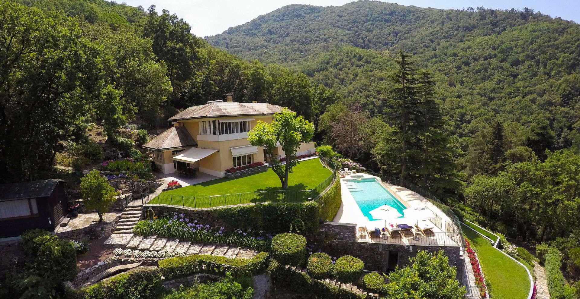 Bellaria villa in Portofino