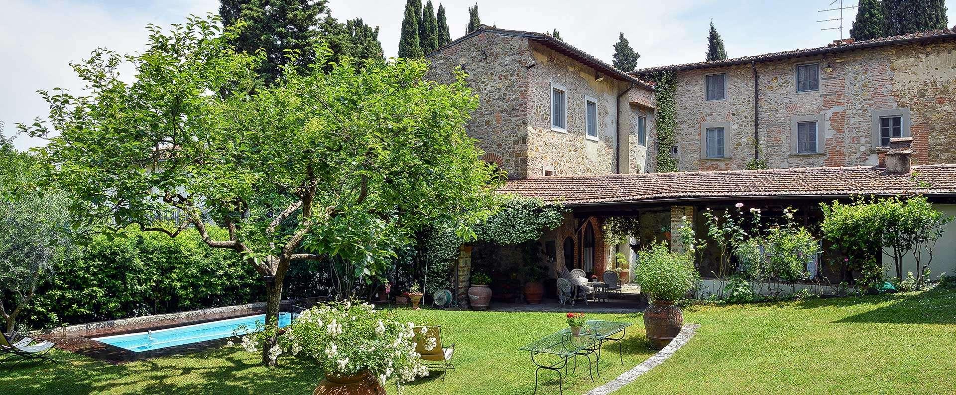 Villa di Citille