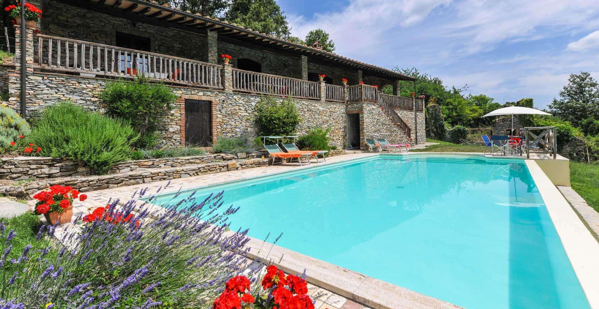 Campo Chinandoli, on Tuscany Coast