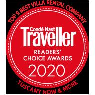 Condé Nast Traveller 2020 Award